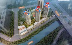 白云新城3公里到深圳,新力玺园90-106平精装修美宅
