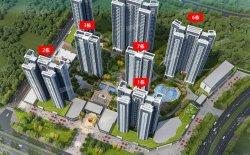【beplay官网地址新盘】秋谷同成花园预计9月推出入市,59㎡~89㎡两房三房户型