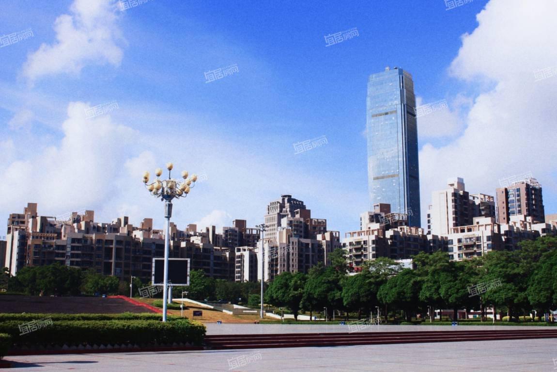 锦江海悦中心配套图