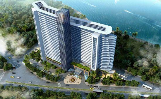 裕华熙龙湾酒店