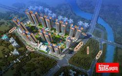 惠州碧桂园城央印象和华城鹭鸣堤岸花园是什么关系、