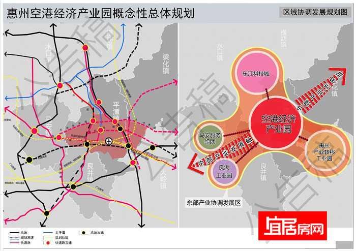 龙湖春江天境交通图