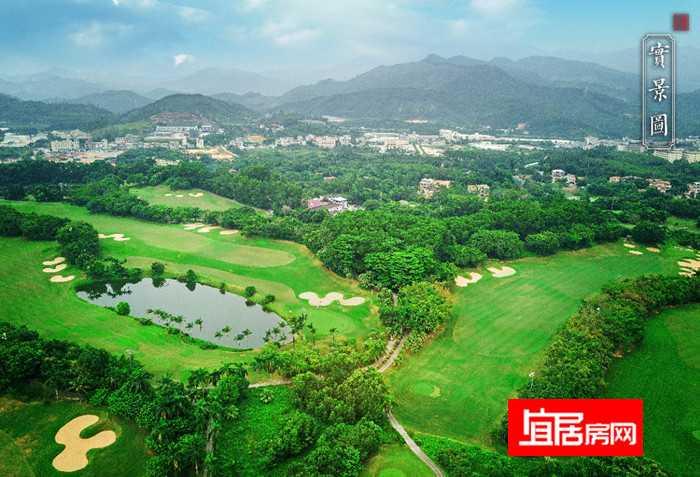 龙光玖悦城实景图