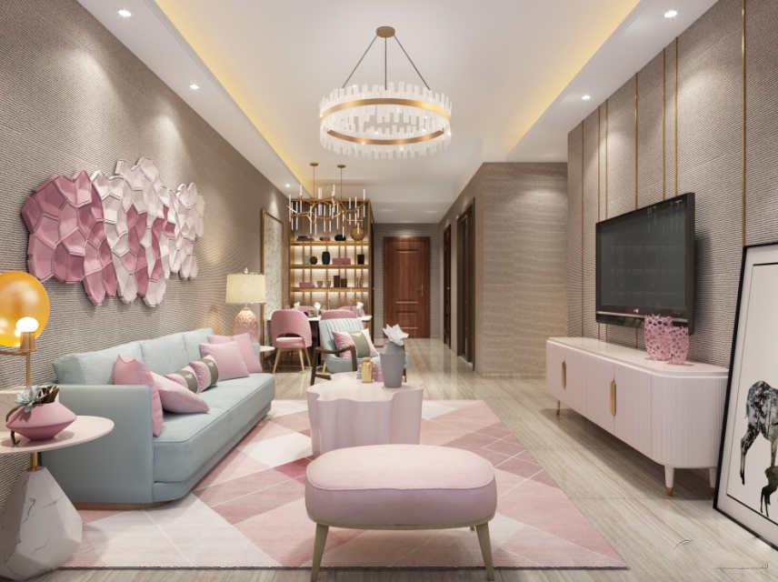 大中华幸福城在售19栋,在售户型81,125㎡。均价19900元/㎡