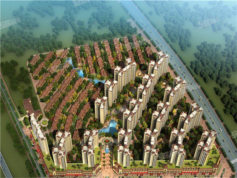 惠阳雨润星雨华府首批产品推高层洋房和别墅