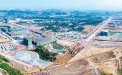 中韩(惠州)产业园起步区引进(签约)项目73宗计划总投资528亿元